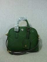 NWT Tory Burch Bottle Green Mini Robinson Stitched Dome Cross Body Bag  ... - $394.02