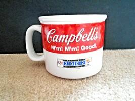 "Campbells' Soup Mug ""Skater"" US Olympics Salt Lake 2002 Limited Edition  - $14.84"