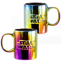 Star Wars Iridescent Logo 11oz Mug  - $18.98