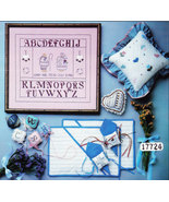 CANDLEWICKING & EMBROIDERY WHISPERS ON THE WIND BY RAINBOW C - $4.95
