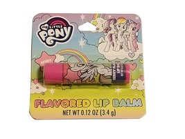 My Little Pony Berry Flavored Lip Balm .12 oz (3.4g)