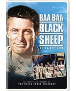 Baa Baa Black Sheep Squadron Complete TV Series Seasons 1 Box/DVD Set - $30.86