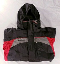 Columbia Youth XL 18 20 Black Red Gray Hooded Interchangeable  - $19.38