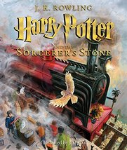 Harry Potter and the Sorcerer's Stone: The Illustrated Edition (Harry Potter, Bo image 2