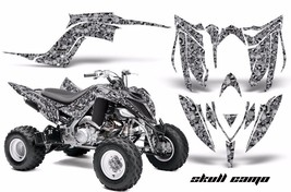 ATV Graphics Kit Decal Sticker Wrap For Yamaha Raptor 700R 2013-2018 SKU... - $168.25