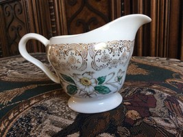 VINTAGE CAROLINA BY EDWIN KNOWLES CHINA CREAMER... - $18.50