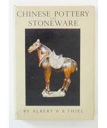 Chinese Pottery & Stoneware Thiel oriental art book collecting art - $29.00