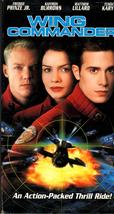 Wing Commander (VHS Movie) - $7.00
