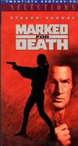 Marked For Death (VHS MOVIE) Staring Steven Seagal - $7.00