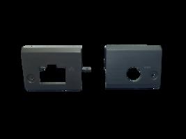 Dell Latitude E5450 LCD Left & Right Hinge Covers Set - $7.69