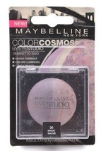 Maybelline ColorCosmos by EyeStudio 20 Magic Mauve, Italian Packaging - $9.49