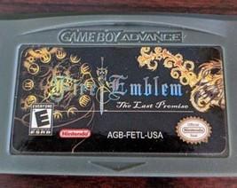 Fire Emblem Last Promise English Custom Game Boy Advance GBA - $11.75