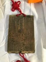 Lot China Chinese Collectibles Signed Print Old Man Macau Coin Panda Metal Ball image 10