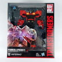 Hasbro Transformers Power of the Primes Voyager Class Autobot Inferno - $28.99