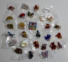 TY 2000 McDonalds Employee Teenie Beanie Babies Crew Lapel Pins Set - $18.80