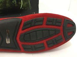 Magnanni Rafu 17987 Red Men's Loafer Size 41 US 8 M image 8