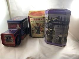 Antique HERSHEY'S TIN - $46.74