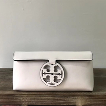 Tory Burch Miller Leather Clutch - $262.34 CAD