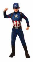 Rubies Avengers Endspiel Captain America Kinder Halloween Kostüm 700647 - $27.19