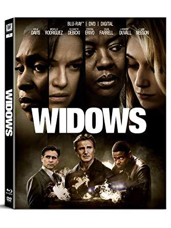 Widows [Blu-ray + DVD + Digital] (2019)