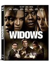 Widows [Blu-ray + DVD + Digital] (2019)