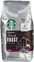 Starbucks Whole Bean Coffee Dark French Roast - $16.00