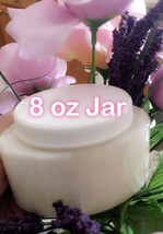 Coconut Oil - Face, Neck & Eye Cream - Soft, Glowing Moisturized Skin - 8 oz Jar - $25.99