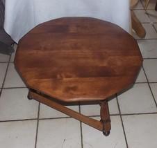 Cherry Mid Century Coffee Table  (CT153) - $399.00