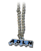 Tiger & Bunny: Apollon Media Necklace GE35521 NEW! - $13.99