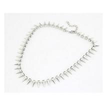 Korean Small Rivet Stylish Clavicle Necklace Temperament Gentlewoman Big... - $15.83