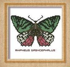 Butterfly Pattern 805 cross stitch chart Pinoy Stitch