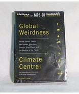 Global weirdnessn climate central weather of the future MP3 cd - $14.85