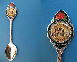 GRIFFITH New South Wales AUSTRALIA Souvenir Collector Spoon PIONEER PARK... - $6.95