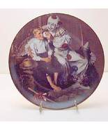 A Traveler's Pal-Rockwell Plate - $25.00
