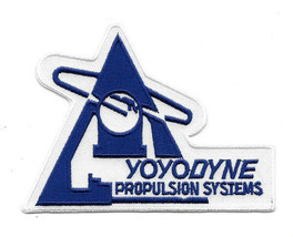 Buckaroo Banzai's Yoyodyne Propulsion Institute Embroidered Patch, NEW U... - $7.84