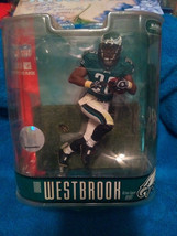 Brian Westbrook Action Figure New - $14.00