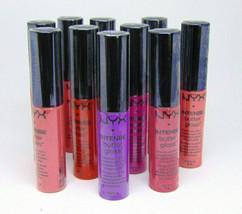 Lot of 50 NYX Mega Mix Lip Gloss Lipstick Lip Pencil Many Styles & Colors - $95.00