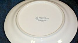 Stoneware Cumberland Mayblossom Dessert Plate by Hearthside AA-192035-A Vintage image 6