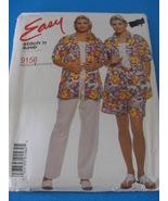 Easy McCALLS Stitch 'n Save 9156 Pattern Sizes B 16 18 20 an - $4.95