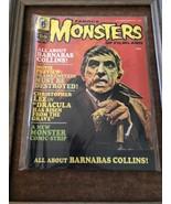 FAMOUS MONSTERS OF FILMLAND #59 (1969) Warren B&W Magazine Basil Gogos - $49.50