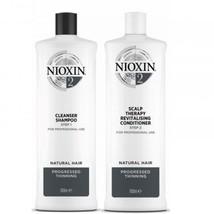 Nioxin System 2 Liter Duo / 1L - (New) - $45.99