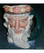 "LARGE ""Neptune"" Royal Doulton Cahracter Toby Jug D6548 NAUTICAL BIRTHDAY... - $144.53"