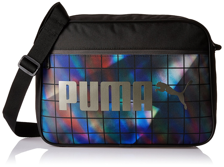 PUMA Cat Forever Drawstring Backpack Cinch GYM Sack School Soccer Sport Tote Bag