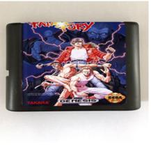Fatal Fury Game Cartridge 16bit Card Sega Mega Drive Genesis System - $9.95