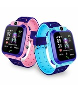 Kid's Smart Waterproof Watch SOS Positioning Tracking Intercom Remote Mo... - $49.99