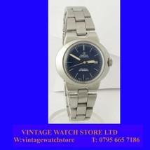 Vintage Omega Ladies Dynamic Date Mint Auto Steel Retro  Wrist Watch 1974 - $941.08