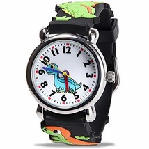 Kids Waterproof Watch, Cute 3D Cartoon Children's Watches with Easy-to-R... - $15.73
