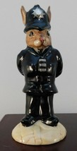 "Royal Doulton Bunnykins Figurine - ""Policeman"" DB64 - Colourway? - $16.62"