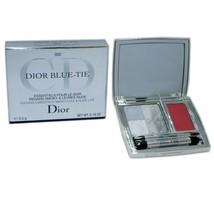 Dior BLUE-TIE Evening Essentials Smoky Eyes & Nude Lips 5.5G #002 Smoking White - $39.11