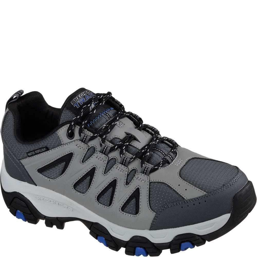 Skechers Men's Terrabite Oxford Trail Walking Hiking Shoe